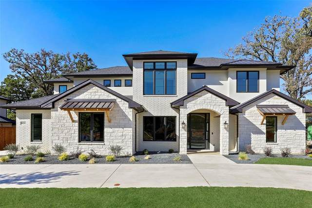 4828 Carmel Place, Colleyville, TX 76034 (MLS #14459292) :: Real Estate By Design