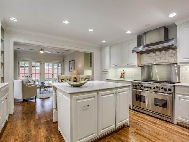 4606 S Versailles Avenue, Highland Park, TX 75209 (MLS #14461560) :: Trinity Premier Properties
