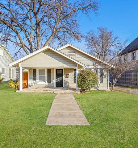 3320 W 5th Street, Fort Worth, TX 76107 (MLS #14462974) :: Front Real Estate Co.