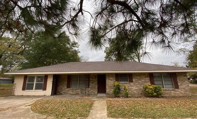 607 N Houston Street, Edgewood, TX 75117 (MLS #14463228) :: The Kimberly Davis Group