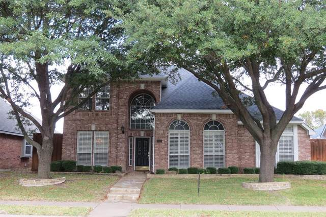 4309 Waltham Drive, Plano, TX 75093 (MLS #14465541) :: The Paula Jones Team | RE/MAX of Abilene