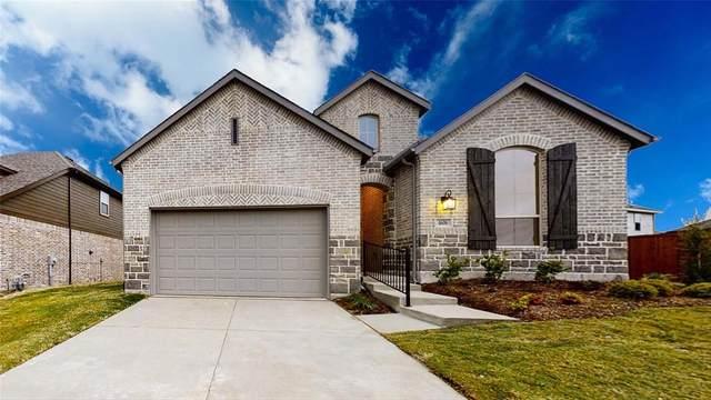 4606 Shivers Lane, Forney, TX 75126 (MLS #14467190) :: Team Hodnett