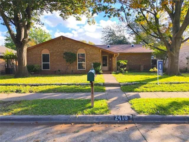 2410 Village Green Drive, Garland, TX 75044 (MLS #14468294) :: Real Estate By Design
