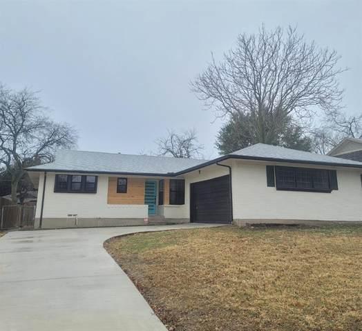 10660 Longmeadow Drive, Dallas, TX 75238 (MLS #14471376) :: Robbins Real Estate Group
