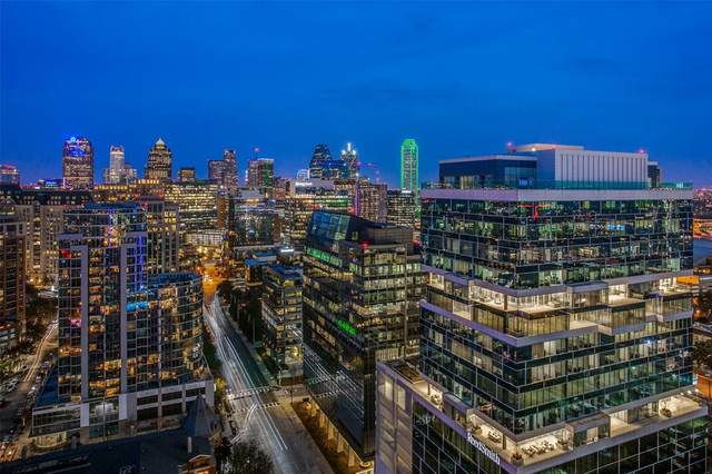 2900 Mckinnon Street #2501, Dallas, TX 75201 (MLS #14473762) :: Trinity Premier Properties