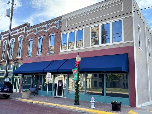 114 W Main Street, Gainesville, TX 76240 (MLS #14476054) :: Trinity Premier Properties