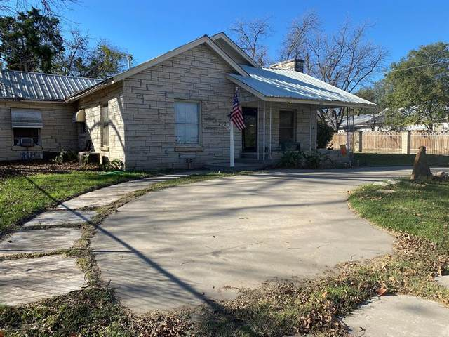 209 N Anderson Street, Rising Star, TX 76471 (MLS #14476597) :: All Cities USA Realty