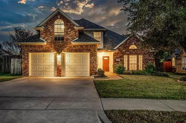2708 Willow Creek, Bedford, TX 76021 (MLS #14477995) :: EXIT Realty Elite