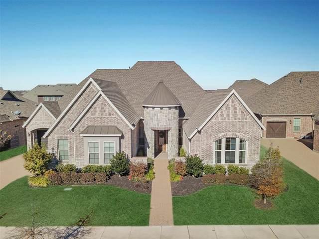 4350 Honeyvine Lane, Prosper, TX 75078 (MLS #14478566) :: The Kimberly Davis Group
