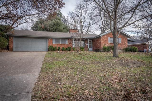 5713 Walla Avenue, Fort Worth, TX 76133 (MLS #14479663) :: The Mauelshagen Group