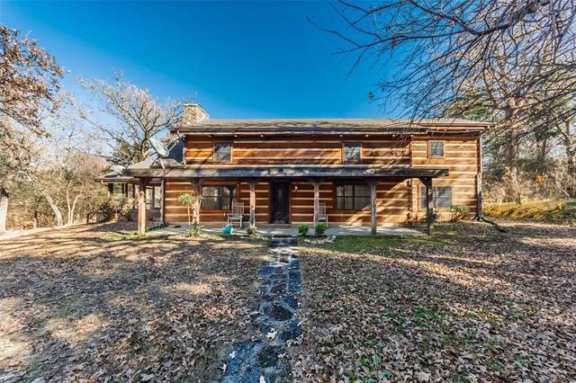 60 Campbell Road, Sadler, TX 76264 (MLS #14484864) :: The Chad Smith Team