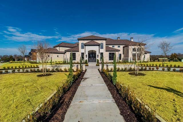 438 Sunrise Ridge, Heath, TX 75032 (MLS #14488120) :: Feller Realty