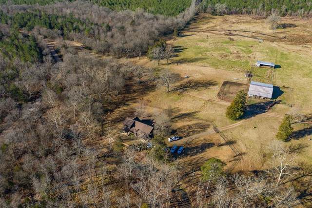 2175 Camp Ranch Road, Broken Bow, OK 74728 (MLS #14492706) :: The Kimberly Davis Group