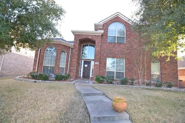 5913 Vineyard Lane, Mckinney, TX 75070 (MLS #14492752) :: The Kimberly Davis Group