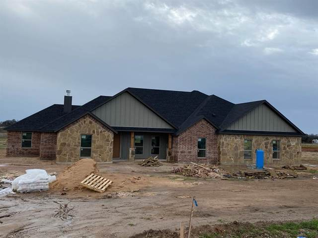 1004 Dama Court, Weatherford, TX 76087 (MLS #14494736) :: The Chad Smith Team