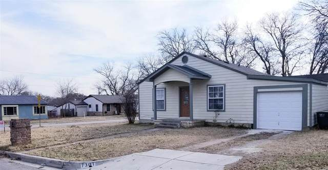 7301 Willis Avenue, Fort Worth, TX 76116 (MLS #14495750) :: The Kimberly Davis Group
