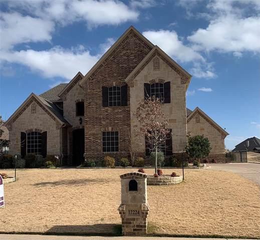 12224 Indian Creek Drive, Fort Worth, TX 76179 (MLS #14497966) :: Feller Realty
