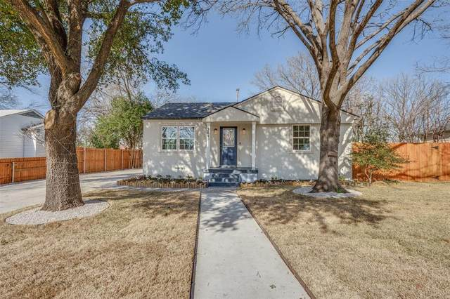 3649 Linda Drive, Dallas, TX 75220 (MLS #14498294) :: Potts Realty Group