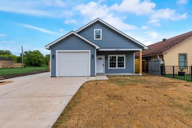 1713 E Davis Avenue, Fort Worth, TX 76104 (MLS #14498945) :: Wood Real Estate Group
