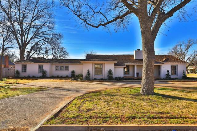 3447 S 12th Street, Abilene, TX 79605 (MLS #14499274) :: Team Hodnett