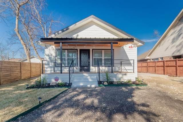 4925 Ash Lane, Dallas, TX 75223 (MLS #14500259) :: The Kimberly Davis Group