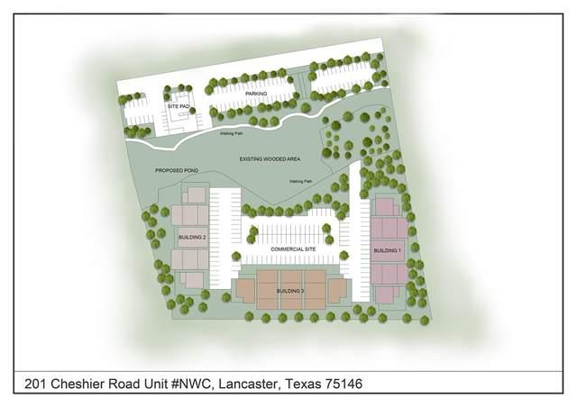 201 Cheshier Road Nwc, Lancaster, TX 75146 (MLS #14502206) :: VIVO Realty