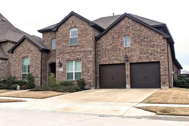 10829 Pedernales Falls Drive, Flower Mound, TX 76226 (MLS #14502414) :: Robbins Real Estate Group