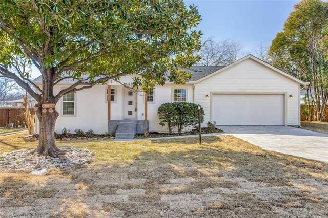 10314 Baronne Circle, Dallas, TX 75218 (MLS #14503802) :: The Kimberly Davis Group