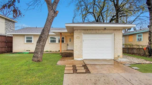 2334 Lucas Drive, Dallas, TX 75219 (MLS #14504866) :: Maegan Brest | Keller Williams Realty