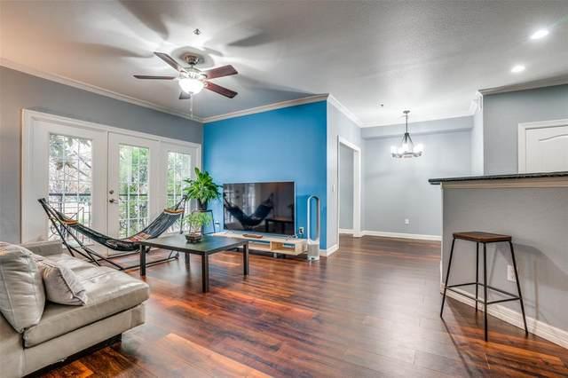 3400 Welborn Street #101, Dallas, TX 75219 (MLS #14505625) :: Premier Properties Group of Keller Williams Realty
