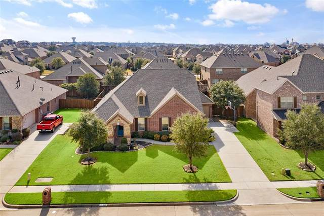 360 Dianna Drive, Prosper, TX 75078 (MLS #14505718) :: Robbins Real Estate Group