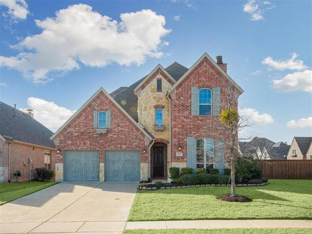 7812 Strathmill Drive, The Colony, TX 75056 (MLS #14507162) :: Jones-Papadopoulos & Co