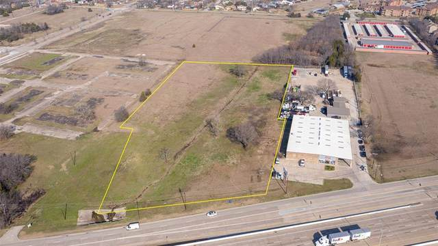 151 E Interstate 30, Garland, TX 75043 (MLS #14508678) :: All Cities USA Realty