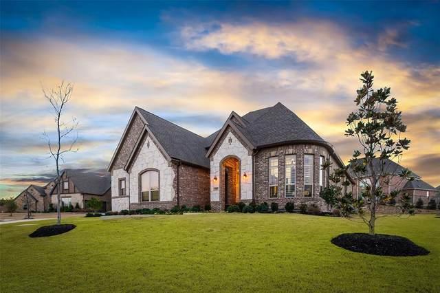 6409 Sorrento Lane, Flower Mound, TX 75077 (MLS #14509915) :: The Property Guys