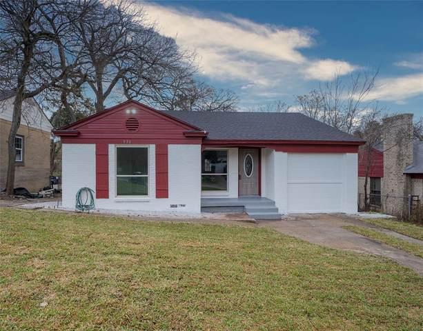 330 Vermont Avenue, Dallas, TX 75216 (MLS #14510278) :: Robbins Real Estate Group