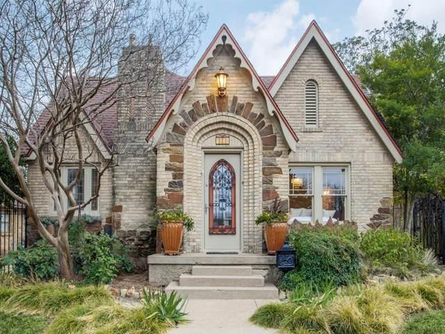 7014 Hammond Avenue, Dallas, TX 75223 (MLS #14511570) :: The Property Guys