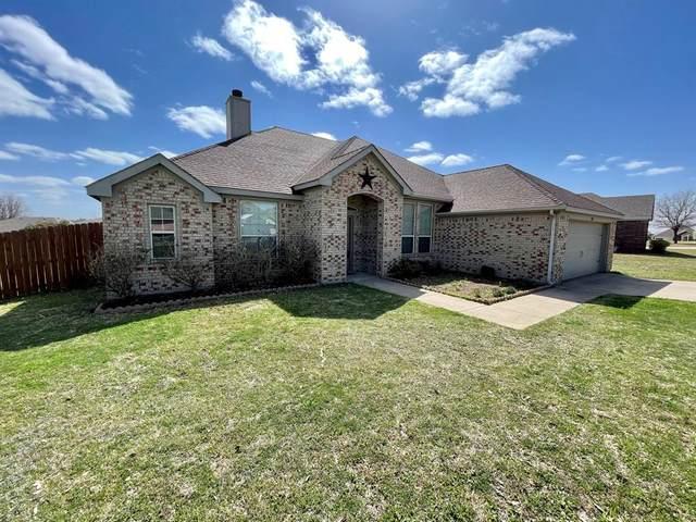 2909 Saunter Lane, Granbury, TX 76049 (MLS #14513702) :: Team Hodnett