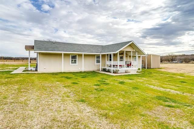 816 County Road 1021, Burleson, TX 76028 (MLS #14514232) :: Team Hodnett