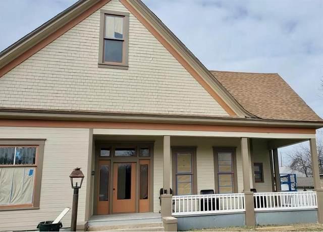1409 E Leon, Gatesville, TX 76528 (MLS #14515077) :: Real Estate By Design