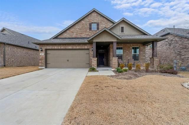 807 Berry Street, Celina, TX 75009 (MLS #14516928) :: Post Oak Realty