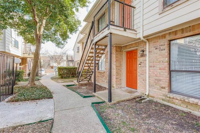 6646 E Lovers Lane #1801, Dallas, TX 75214 (MLS #14518268) :: Team Tiller