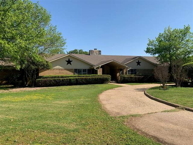 1705 Arapaho Circle, Graham, TX 76450 (MLS #14518342) :: Team Hodnett