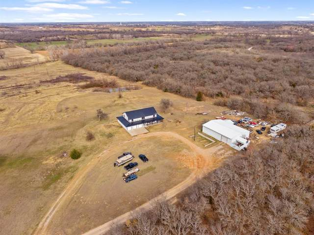 130 Private Road 3472, Paradise, TX 76073 (MLS #14518618) :: EXIT Realty Elite
