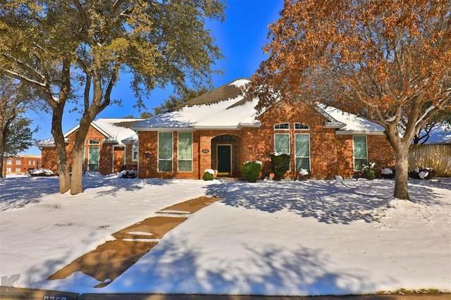 6358 Dominion Court, Abilene, TX 79606 (MLS #14519329) :: ACR- ANN CARR REALTORS®