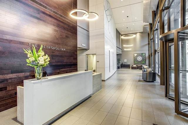 1200 Main Street #301, Dallas, TX 75202 (MLS #14519925) :: The Hornburg Real Estate Group