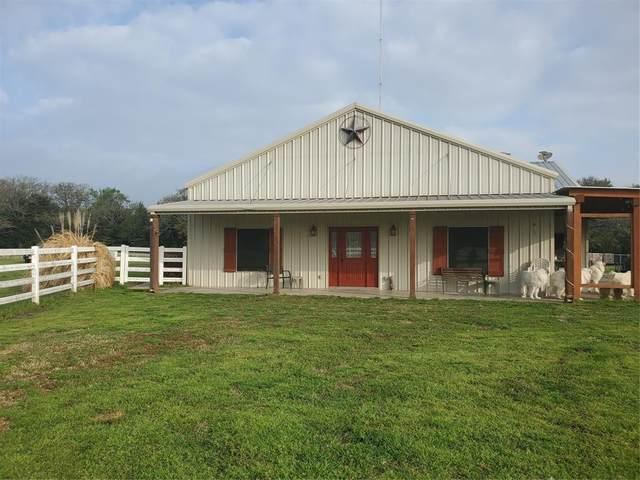 10195 County Road 346, Terrell, TX 75161 (MLS #14520672) :: Team Hodnett