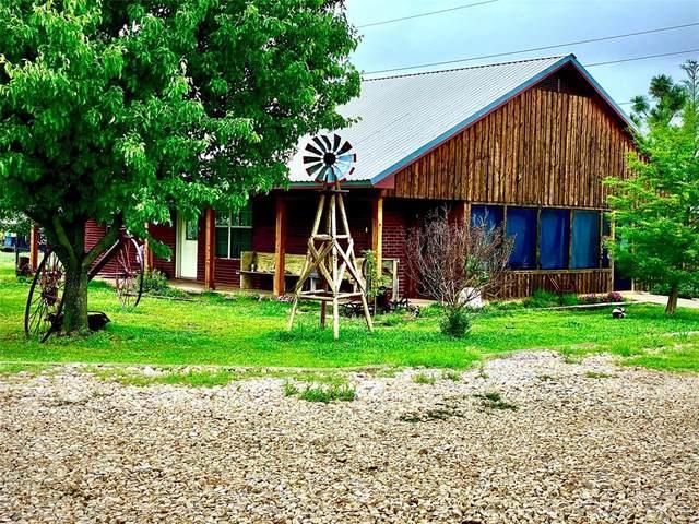 1277 Gunter Road, Whitesboro, TX 76273 (MLS #14522483) :: The Kimberly Davis Group