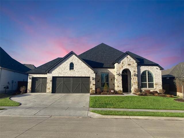 2704 Eclipse Place, Celina, TX 75009 (MLS #14522583) :: The Chad Smith Team