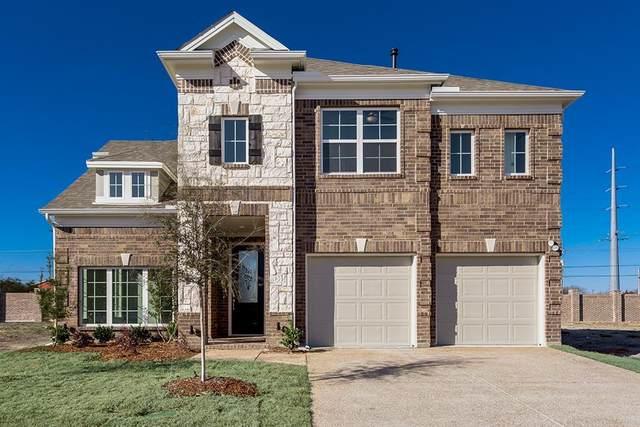 369 Myrtle Beach Drive, Garland, TX 75040 (MLS #14525806) :: Wood Real Estate Group