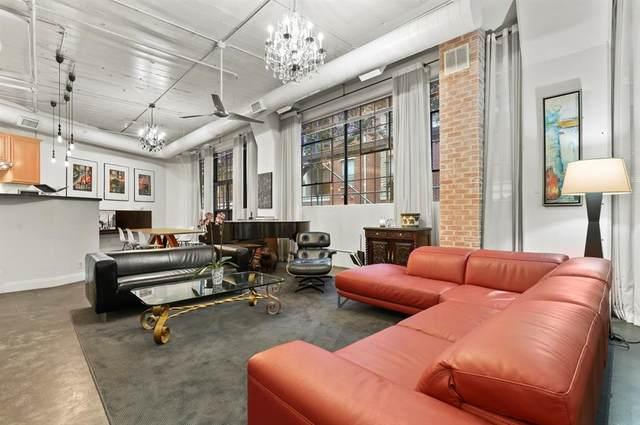 2220 Canton Street #106, Dallas, TX 75201 (MLS #14526453) :: Front Real Estate Co.